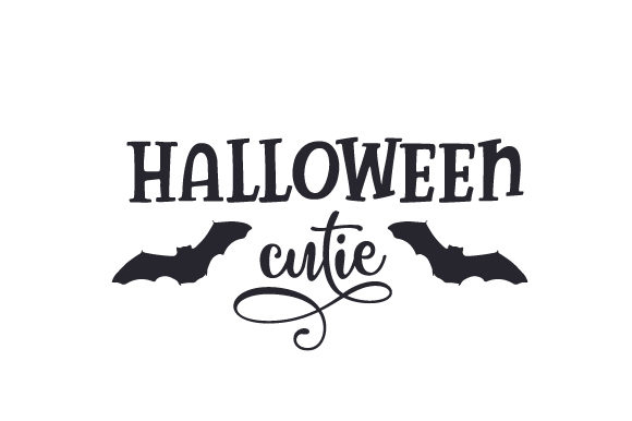Halloween Cutie Halloween Craft Cut File By Creative Fabrica Crafts