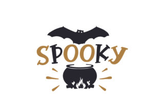 Spooky Halloween Craft Cut File By Creative Fabrica Crafts