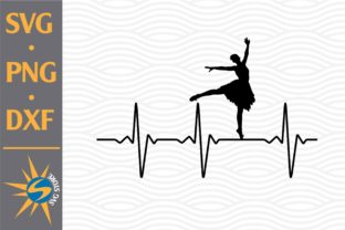 Print on Demand: Bowling Heartbeat Graphic Crafts By SVGStoreShop