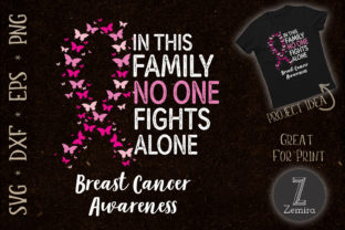 Print on Demand: In This Family, No One Fights Alone Graphic Crafts By Zemira
