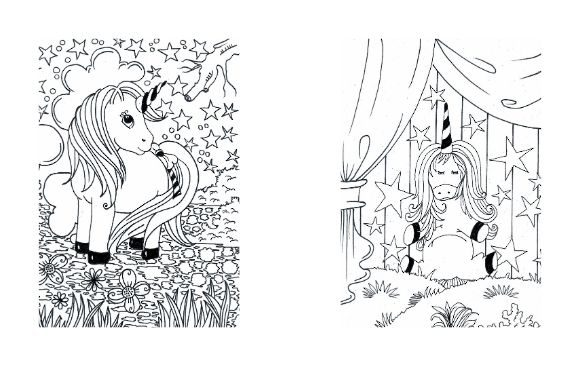 49 Unique Unicorn Coloring Pages Graphic Coloring Pages & Books Kids By POD