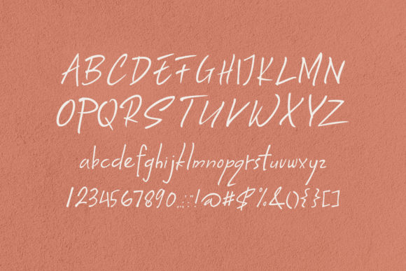 Print on Demand: Coconote Script & Handwritten Font By andikafez - Image 6