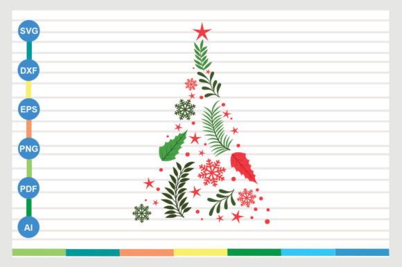 Merry Christmas Graphic Crafts By Galaxy Aart - Image 1