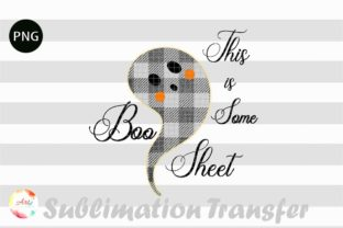 Print on Demand: This is Some Boo-Sheet Graphic Crafts By ArtPrintables Designs 1