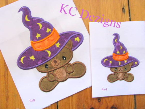 Widdle Wonder Halloween 2 Halloween Embroidery Design By karen50