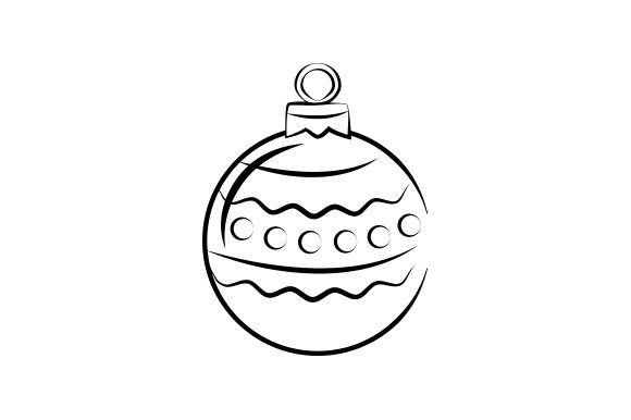Ornament Christmas Craft Cut File By Creative Fabrica Crafts