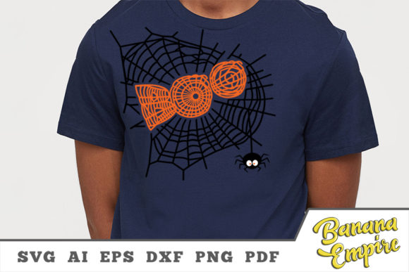 Print on Demand: Boo, Spider, Peek a Boo Graphic Crafts By Banana Empire