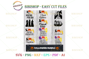 Halloween Svg Png Graphic Illustrations By BiBi Shop