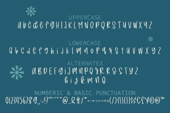Happy Holidays Font Download