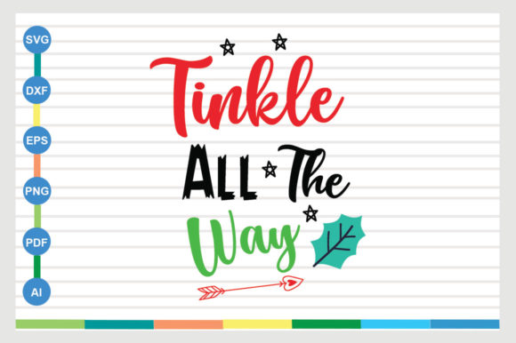 Tinkle All the Way Graphic Crafts By Galaxy Aart
