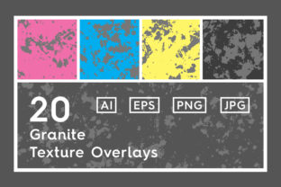 20 Granite Texture Overlays Graphic Patterns By Textures