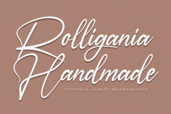 Ameyallinda Signature Font Preview