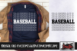 Baseball Graphic Crafts By DrissyStore