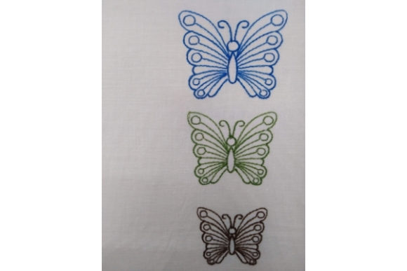 Butterfly Embroidery Download