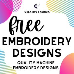Embroidery Banner - Free Embroidery Designs
