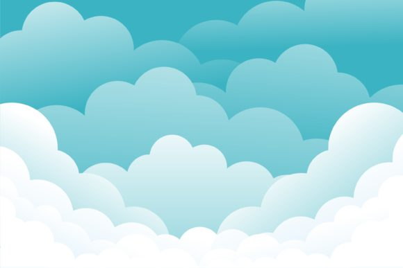 Print on Demand: Cloud Best Illustration Graphic Illustrations By edywiyonopp