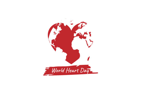 World Heart Day Design Template 02 Graphic Illustrations By Muhammad Rizky Klinsman