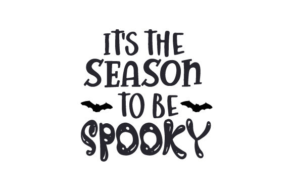 It's the Season to Be Spooky Cut File