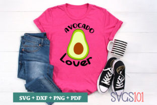 Avocado Lover Tshirt Design Graphic Crafts By svgs101