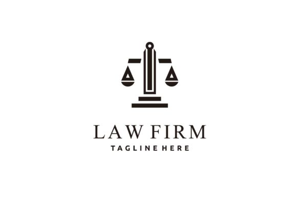 Law Firm Attorney Lawyer Logo Design Graphic Logos By sore88