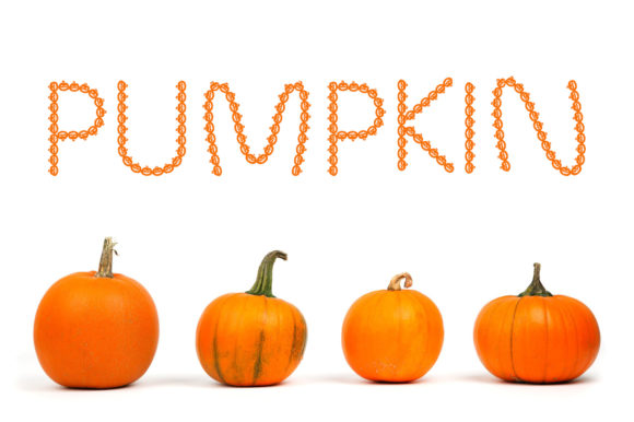 Print on Demand: Pumpkin Display Font By Vladimir Carrer