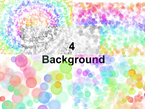 Rainbow Background Graphic Illustrations By PurMoon