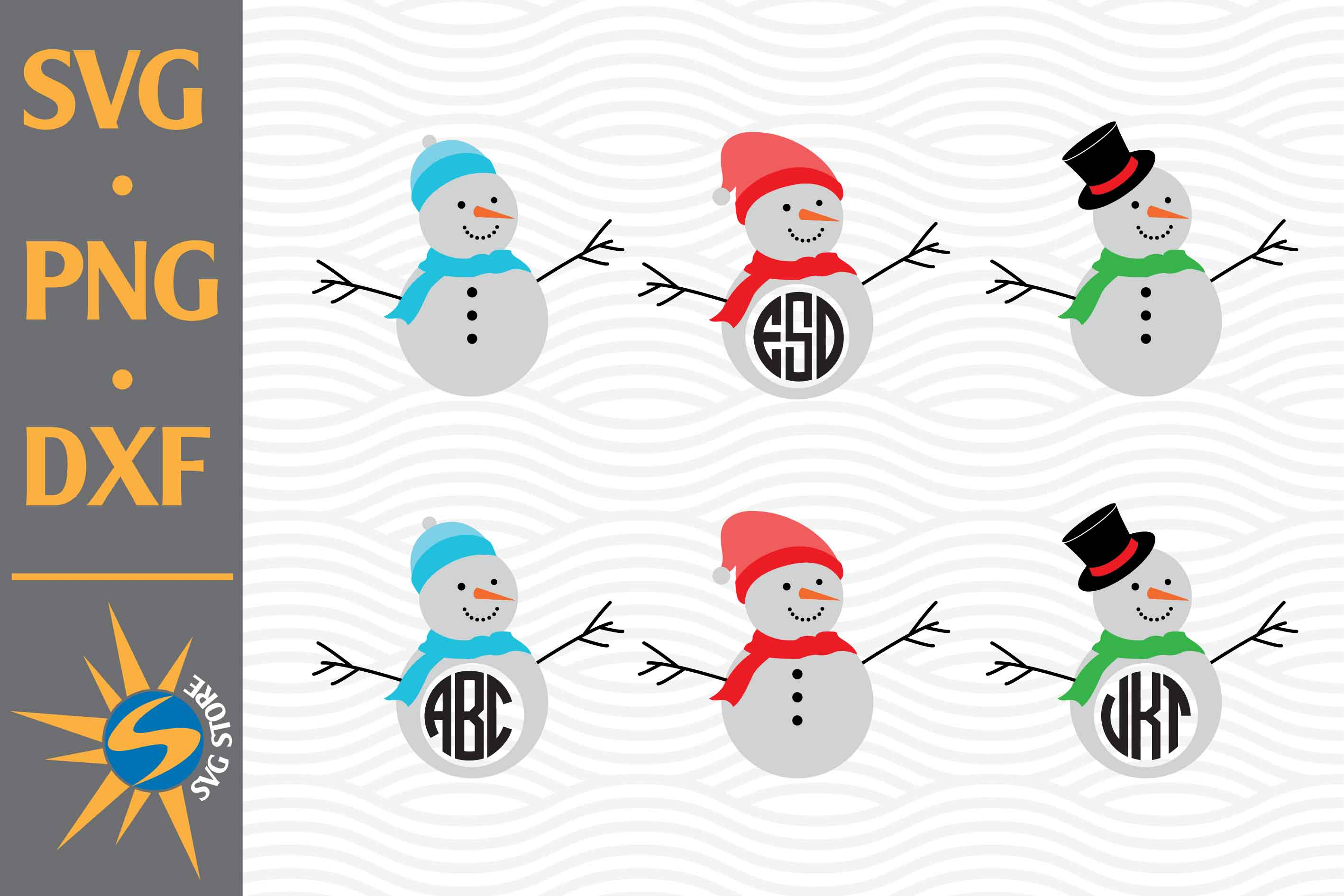 Silhouette Snowman Hat Svg Download Free And Premium Svg Cut Files