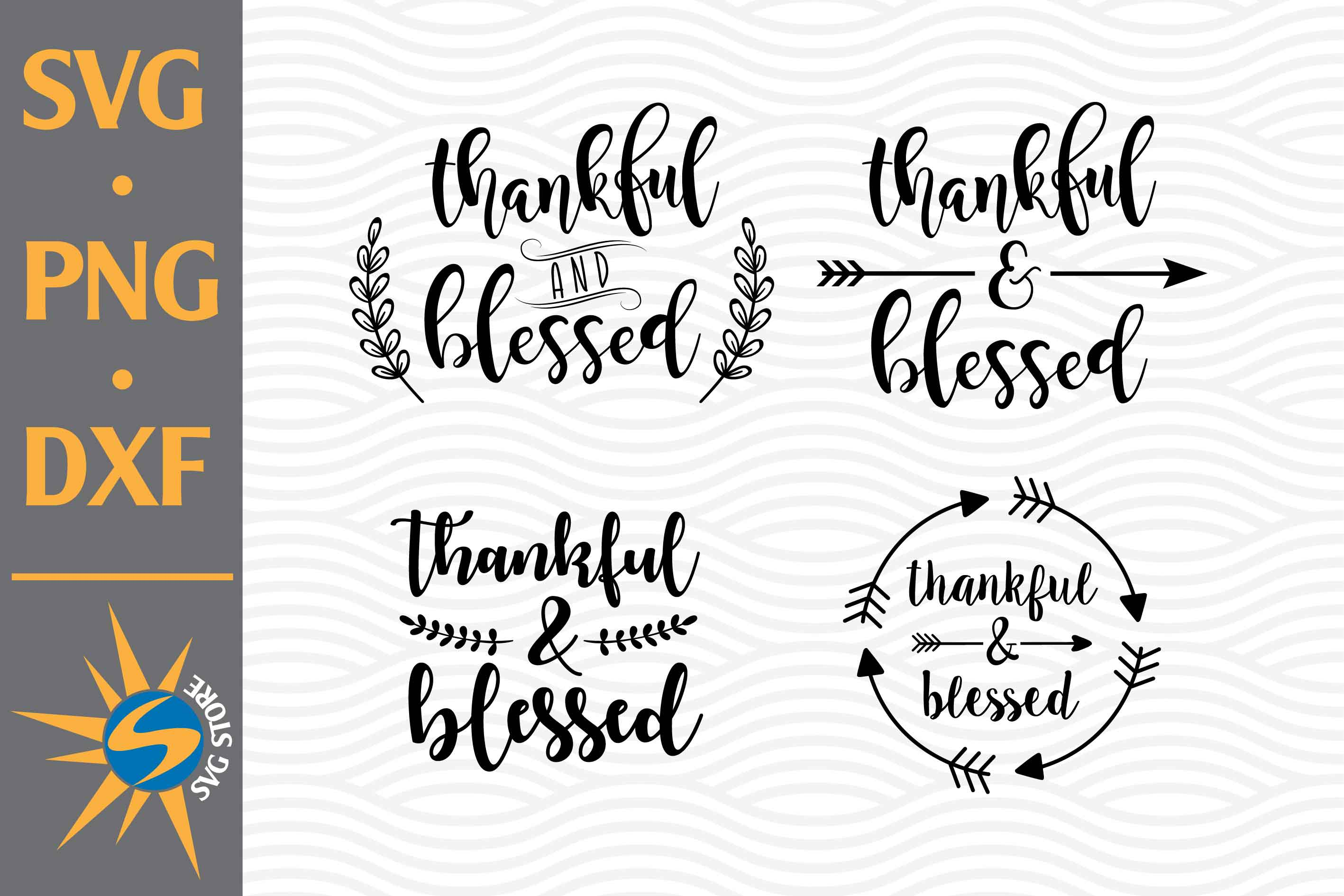 Thankful Blessed Free Svg For Cricut Download Free And Premium Svg Cut Files