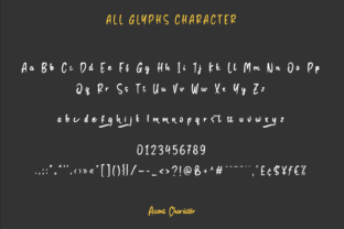 Print on Demand: The Quiet Display Font By Productype 11
