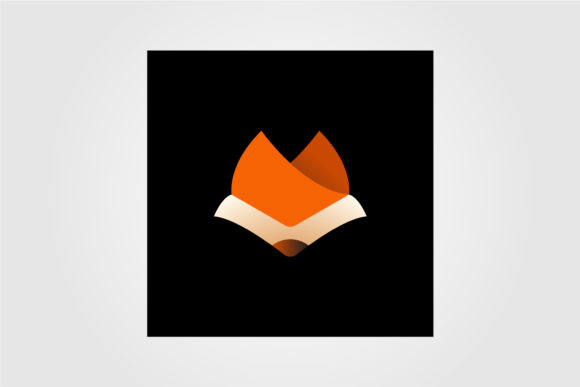 Simple Fox Head Symbol Vector Icon Graphic Objects By lawoel