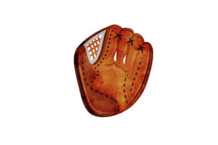 Baseball Glove Sports Craft Cut File By Creative Fabrica Crafts
