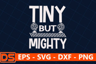 Print on Demand: Tiny but Mighty Graphic Print Templates By Star_Graphics