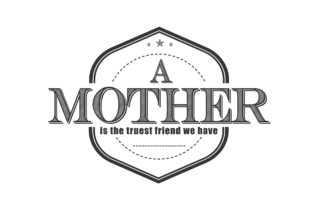 Print on Demand: A Mother is the Truest Friend We Have Graphic Illustrations By baraeiji