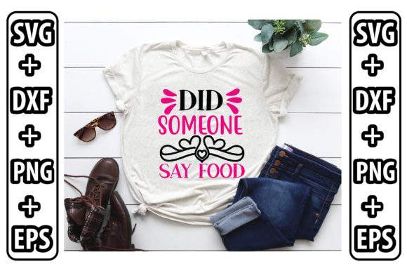 Did Someone Say Food Graphic Crafts By craftstore