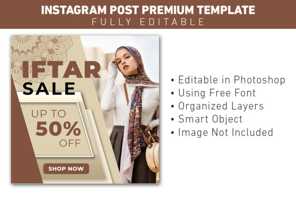 Iftar Fashion Sale Template Graphic Websites By ant project template