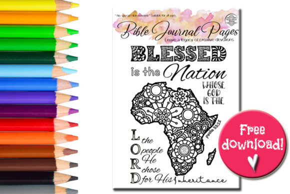 Printable A5/ A4 Coloring Page Graphic Coloring Pages & Books By Words Count Designs