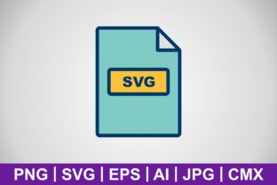 Print on Demand: Vector SVG Icon Graphic Icons By IYIKON