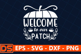 Print on Demand: Welcome to Our Patch Graphic Print Templates By Design Store
