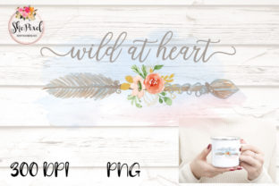 Print on Demand: Wild at Heart Graphic Crafts By FunFair Designs