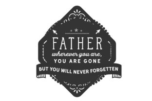 Print on Demand: Father Wherever You Are Graphic Illustrations By baraeiji