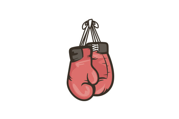Boxing Gloves Sports Craft Cut File By Creative Fabrica Crafts