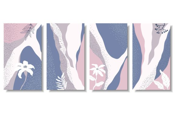 Abstract Artistic Templates. Graphic Web Templates By etinurhayati0586