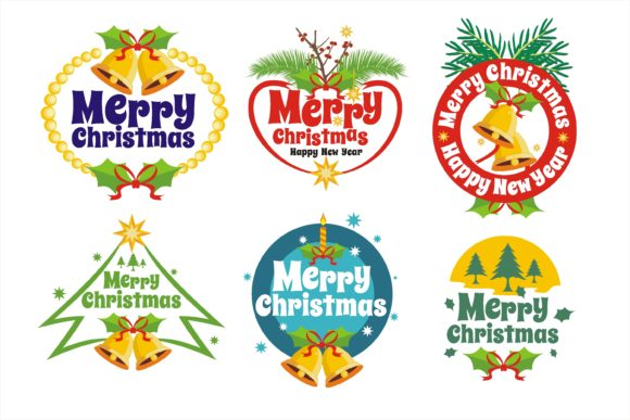 Print on Demand: Christmas Clipart Best Illustration Graphic Illustrations By edywiyonopp