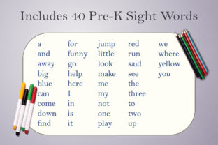 Print on Demand: Dolch Sight Words Tracing: Pre-K Graphic Teaching Materials By Digital to Art 3