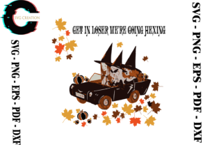 Print on Demand: Halloween Witch Quotes Best Saying Svg Graphic Print Templates By SVG Creation