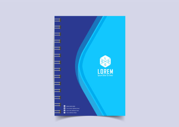 Notebook Cover Design Template Graphic Print Templates By Ju Design