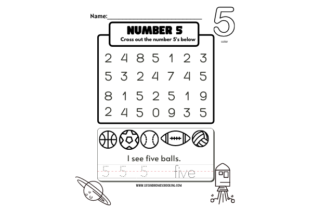 All About Numbers 1-15 Graphic PreK By lifeandhomeschooling 2