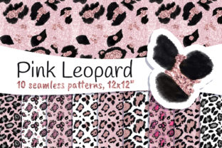 Leopard Spots Seamless Patterns Graphic Patterns By artpanda2018