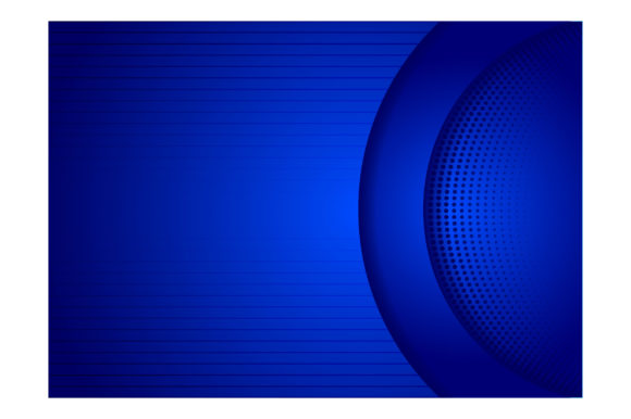 Abstract Blue Backgorund Design Graphic Backgrounds By nhongrand