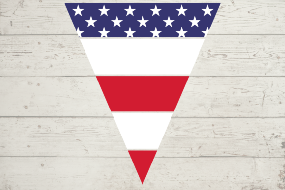 Print on Demand: USA National Flag Sublimation Craft Graphic Crafts By atlasart